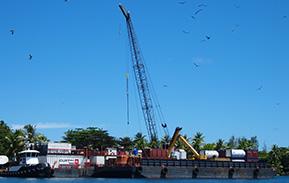 Palmyra Atoll Project - Curtin Maritime