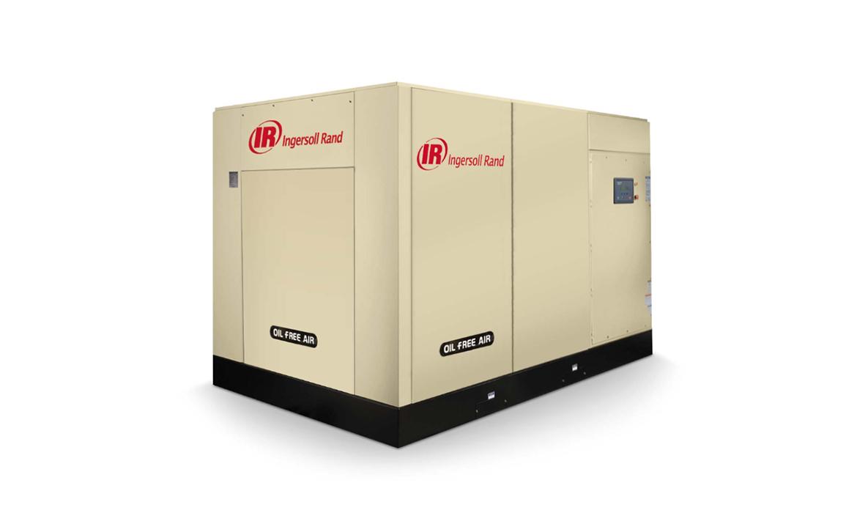 Ingersoll Rand 300CFM Air Compressor • Curtin Maritime, Corp