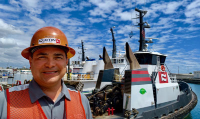 Curtin Maritime Welcomes New General Manager, Marine Construction