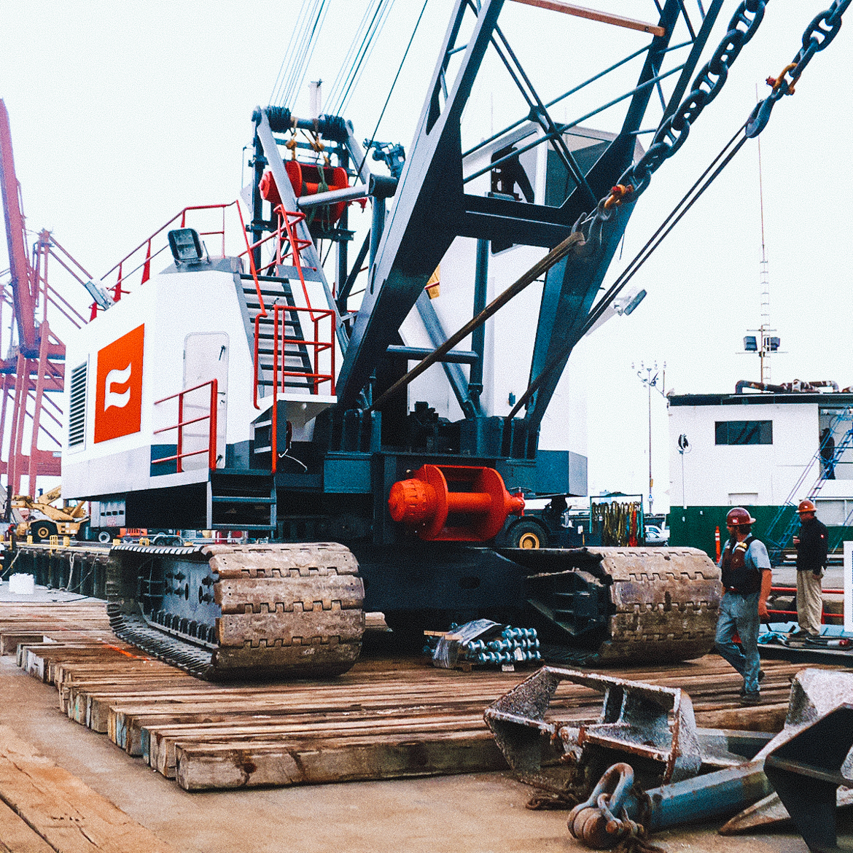 Lima 2400B Crane Rebuild-01