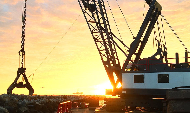 Manitowoc 4600 Series 3 Crane