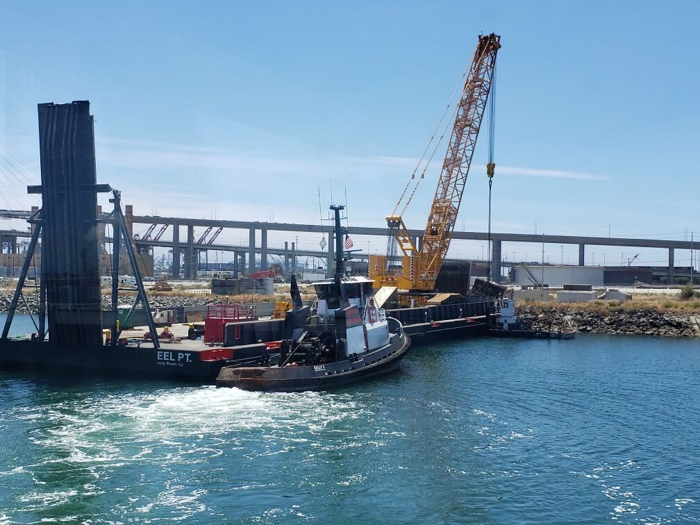 NRG Intake Forebay Structure Demolition Project