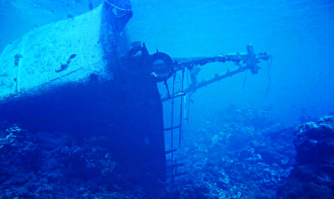 Shipwreck Removal Salvage Reef Restoration