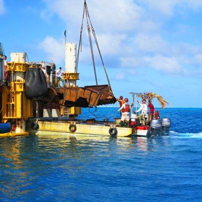 Shipwreck Removal Salvage