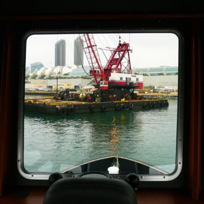 Barge Towing
