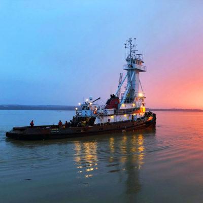 Tugboat Karen C