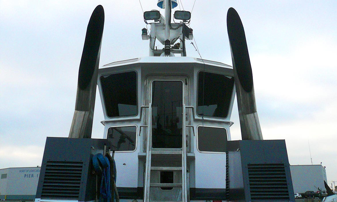 Tugboat Design-Build Vessel Conversion Fabrication
