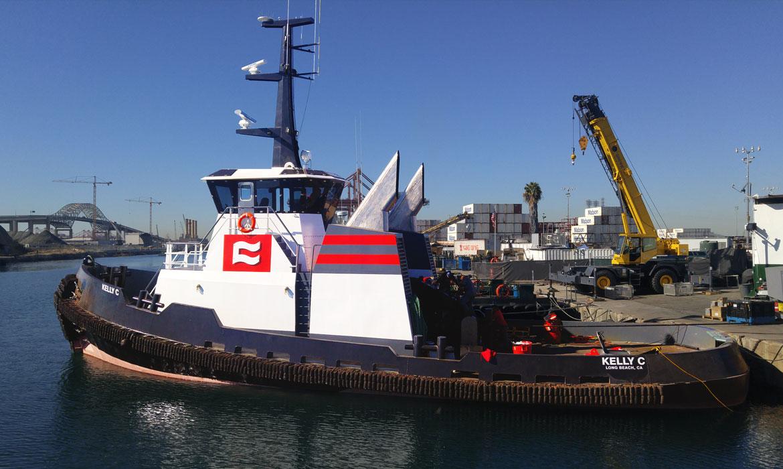 curtin maritime fleet tugboat kelly c