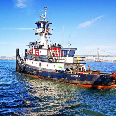 Tugboat Seana C